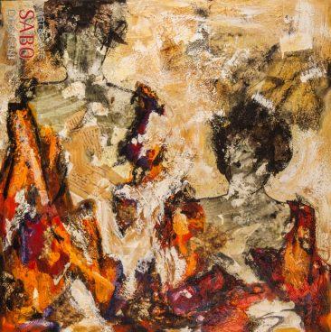 Dario Bosa, 100 x 100, Preis auf Anfrage