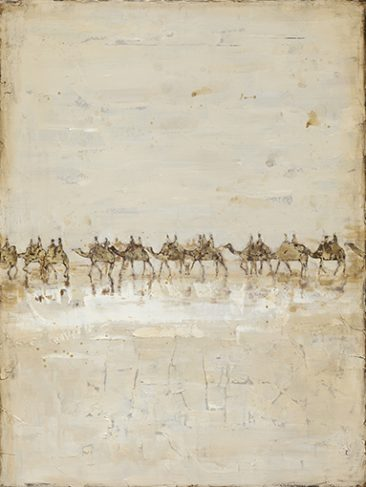 SABODesign, Print&Painting, Kamele, 90 x 120