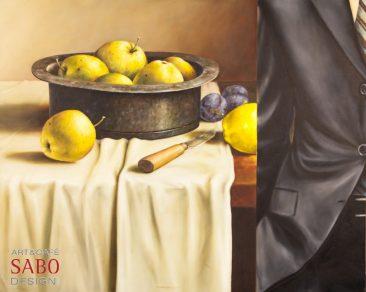 SABODesign, Paul Mathey, 100 x 80, Preis auf Anfrage
