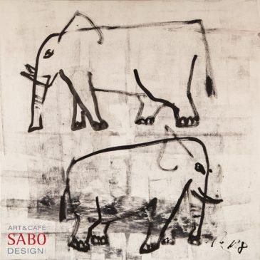 SABODesign, Max Müller, 80 x 80, 600,- €