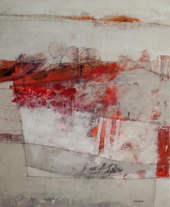 SABODesign, Andrea Ottenjann, 90x110, Leinwand