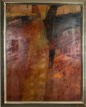 SABODesign, Rose Richter-Armgart, 80 x 100, gerahmt, 2.000,- €