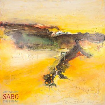 SABODesign, Petra Jacobsen, 100 x 100, 1.950,- €