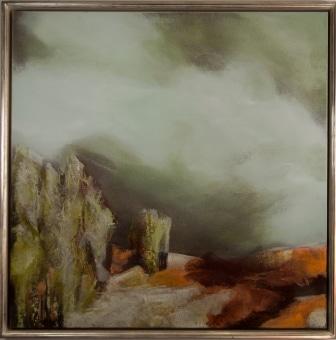 SABODesign, Tanja Stickrodt, 89 x 90, gerahmt, 2.650,- €