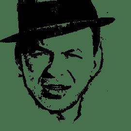 Großer Frank Sinatra Weihnachts-Abend
